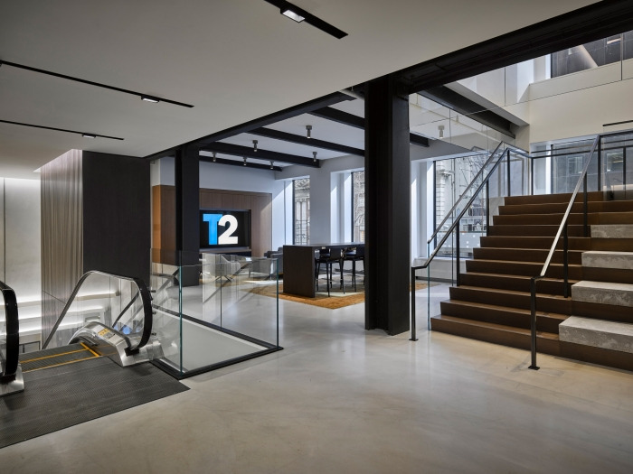 TakeTwo Interactive Software Offices  New York City