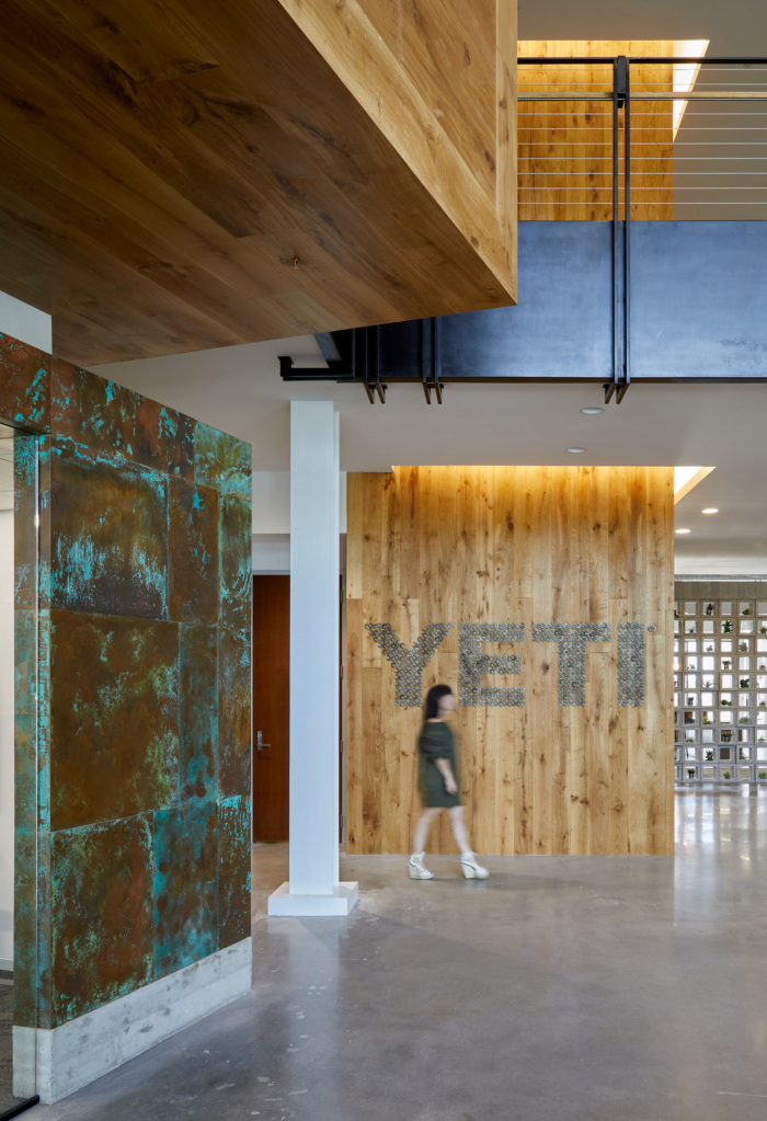 Yeti Headquarters Austin Office Snapshots