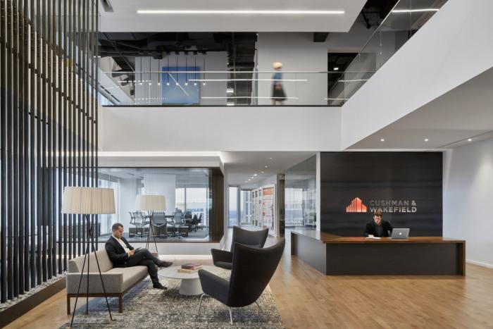 Cushman  Wakefield Offices  Atlanta  Office Snapshots