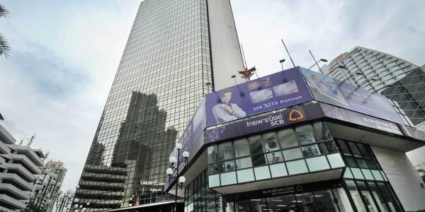 Sino Thai Tower on Asoke Road