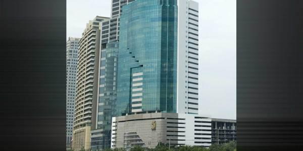 CTI Tower on Ratchadapisek Road