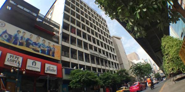 Kasemkij Building - Office For Rent In Bangkok