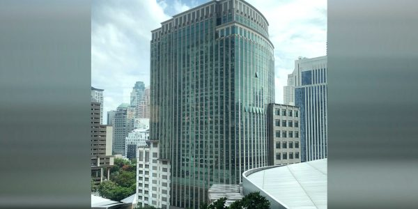 Tonson Tower - Bangkok office space for rent on Ploenchit Road