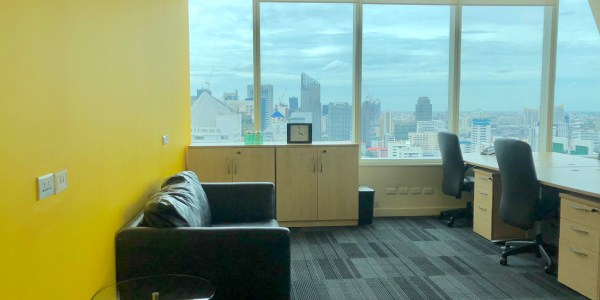 Serviced Office Bangkok on Sukhumvit Road