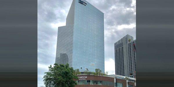 Mitrtown Office Tower at Samyan Mitrtown