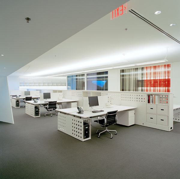 Graphic Design  Office Space Design