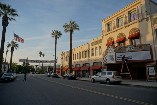 Office Space downtown Redlands