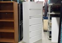 Teknion 6 Drawer Lateral File Cabinet - Toronto New & Used ...