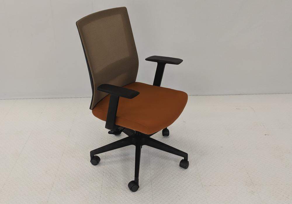 office chair toronto gray leather dining mesh back new used furniture