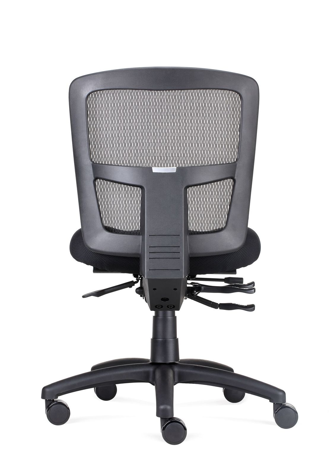 Ergonomic Mesh Chair Ergo Black Promesh Mesh Back Task Chair Office Stock