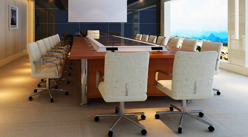 meeting room chairs linen office chair white conference for that elegant look because