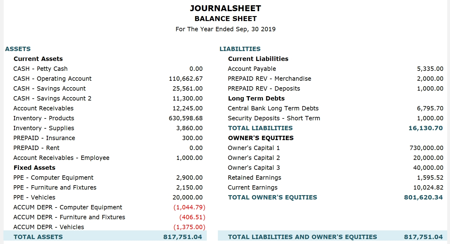 Accounting Templates For Excel Officetemplate