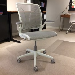 Different World Chair Kohl Lounge Met Voetenbank The Humanscale Diffrient Reviewed  Office