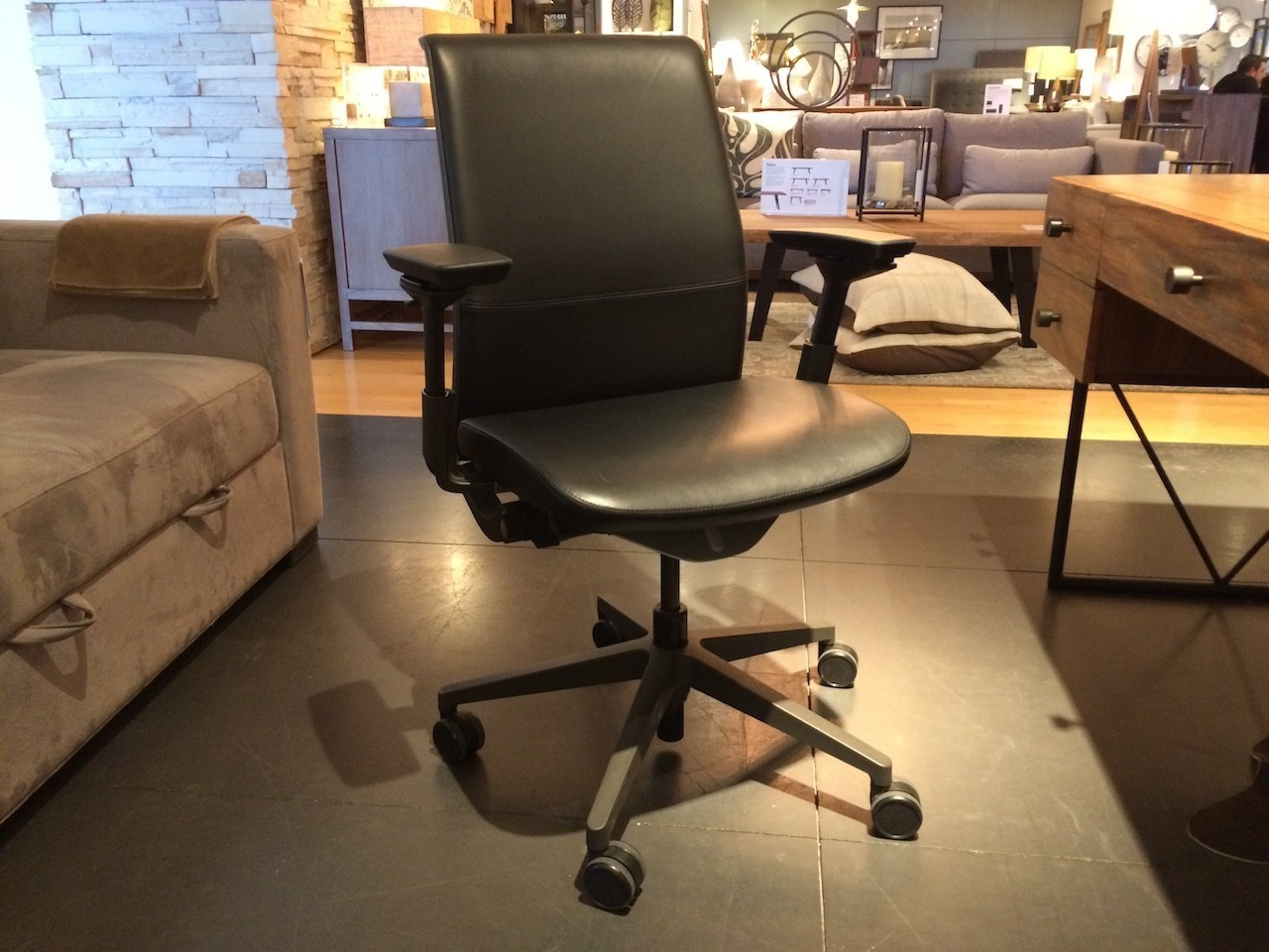 Steelcase Think Chair A Not So Positive Steelcase Think Chair Review Office Thrones