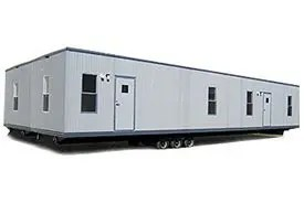 24' x 56' office trailer for construction