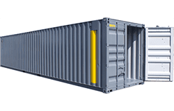 Large Steel Storage Containers - ISO Containers