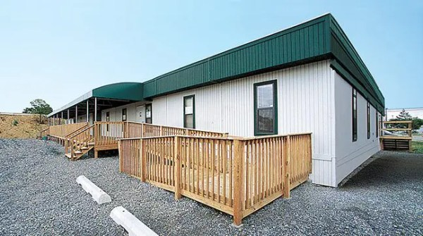 Modular Buildings For Healthcare