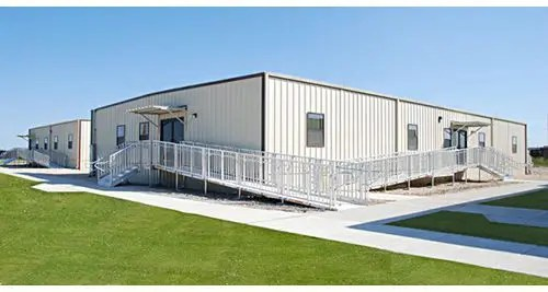 Modular Complexes Custom Designed For Government