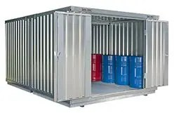 Steel Storage Container Solutions