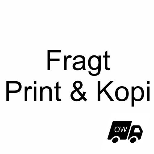 Fragt Brugt Print- og Kopimaskine