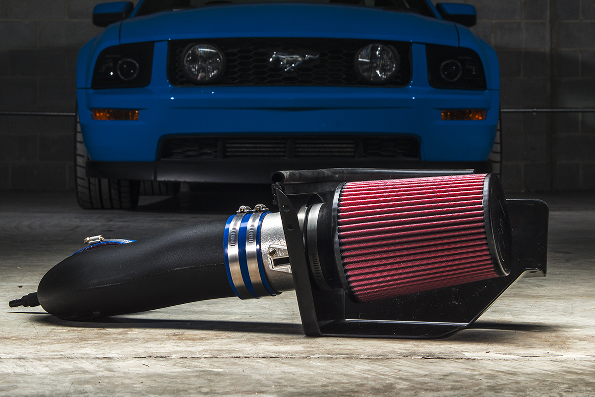 hight resolution of cold air intake