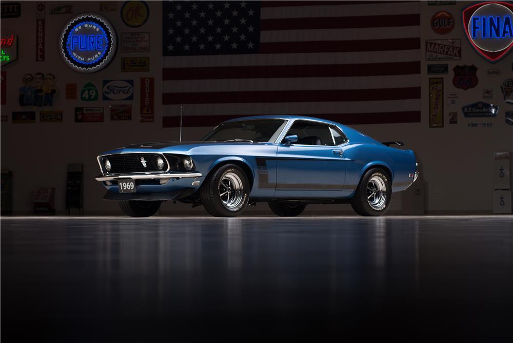 Rare Mustangs 1969 Boss 302 Blog