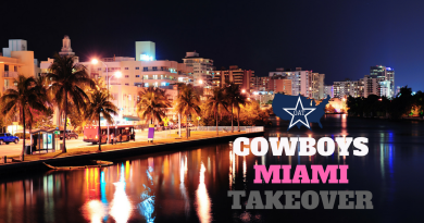 Clubs, Takeover, Dallas Cowboys, Miami, Fans, Fans-Zone