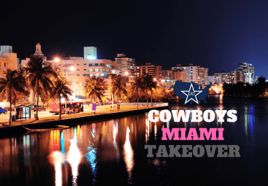 Clubs, Takeover, Dallas Cowboys, Miami, Fans, Fans-Zone, One Star One Family