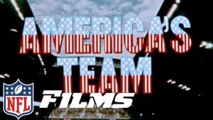NFL Films America's Team OAT