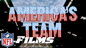 NFL Films, America's Team, OAT, Dallas Cowboys, Barry Gipson