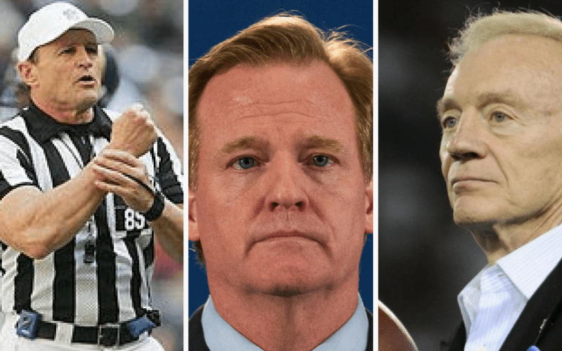 NFL, Referee, Conspiracy, Dallas Cowboys