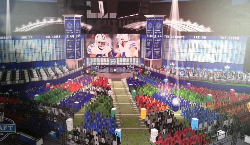 NFL Draft, 2018, OAT, Dallas, Cowboys