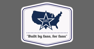 Official America's Team, OAT, Dallas Cowboys, Built by fans, for fans, fan club, clubs, join, Meetup, Cowboys Meetup, Directory