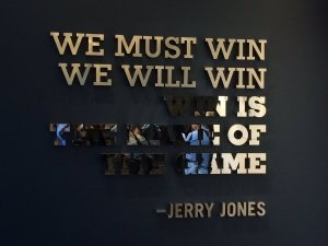 Jerry Jones, OAT, All Or Nothing, The Star, love, Dallas Cowboys, love, Hate
