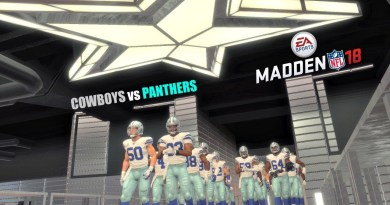 OAT, Madden, Facebook, Dallas Cowboys, Barry Gipson, brotherhood