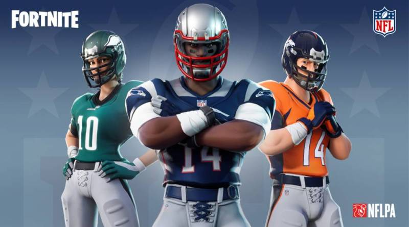 NFL embraces Fortnite culture by partnering with worlds most popular video game