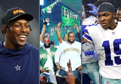 The major links between Hip-Hop, Miami, and it's Cowboys fans