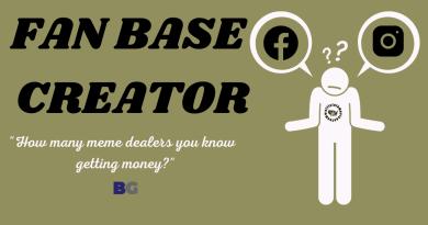 Fan Base Creator