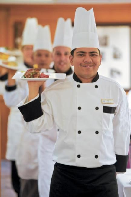 paul gauguin cruises cruise ship chefs