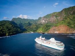 paul gauguin cruises cruise ship exterior