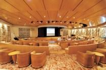 Paul Gauguin cruise ship theatre