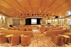Paul Gauguin cruise ship theatre