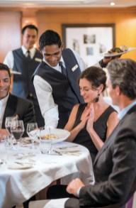 paul gauguin cruises cruise ship dining