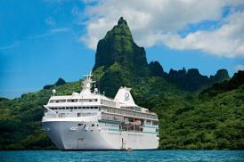 paul gauguin cruise ship tahiti bora bora