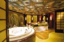 carnival cruise line splendor spa