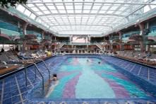 carnival cruise line splendour pool