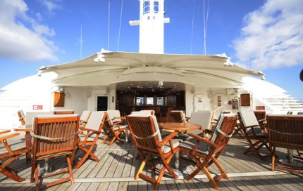 windstar cruises star pride deck