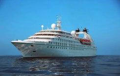 Windstar Cruise Star Pride starboard exterior
