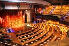 Carnival Dream theatre