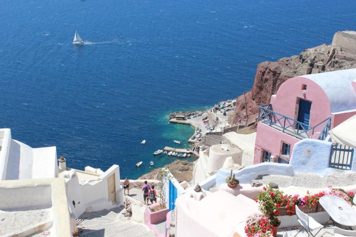 Cruise the sweet Greek isles with Princess